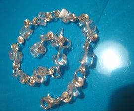 ice swirl bracelets