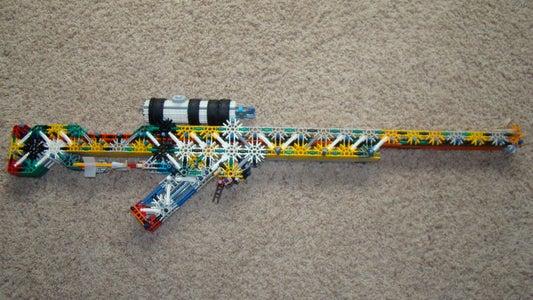 Knex.gun.builder's Knex Rifle!!!