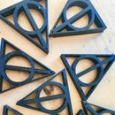 Deathly Hallows 3D Spinners and Pendant!