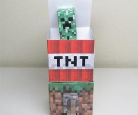 Paper Minecraft Automata