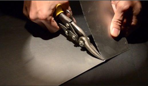 Cutting the Metal