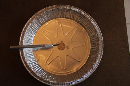 Prepare the Pie Tins