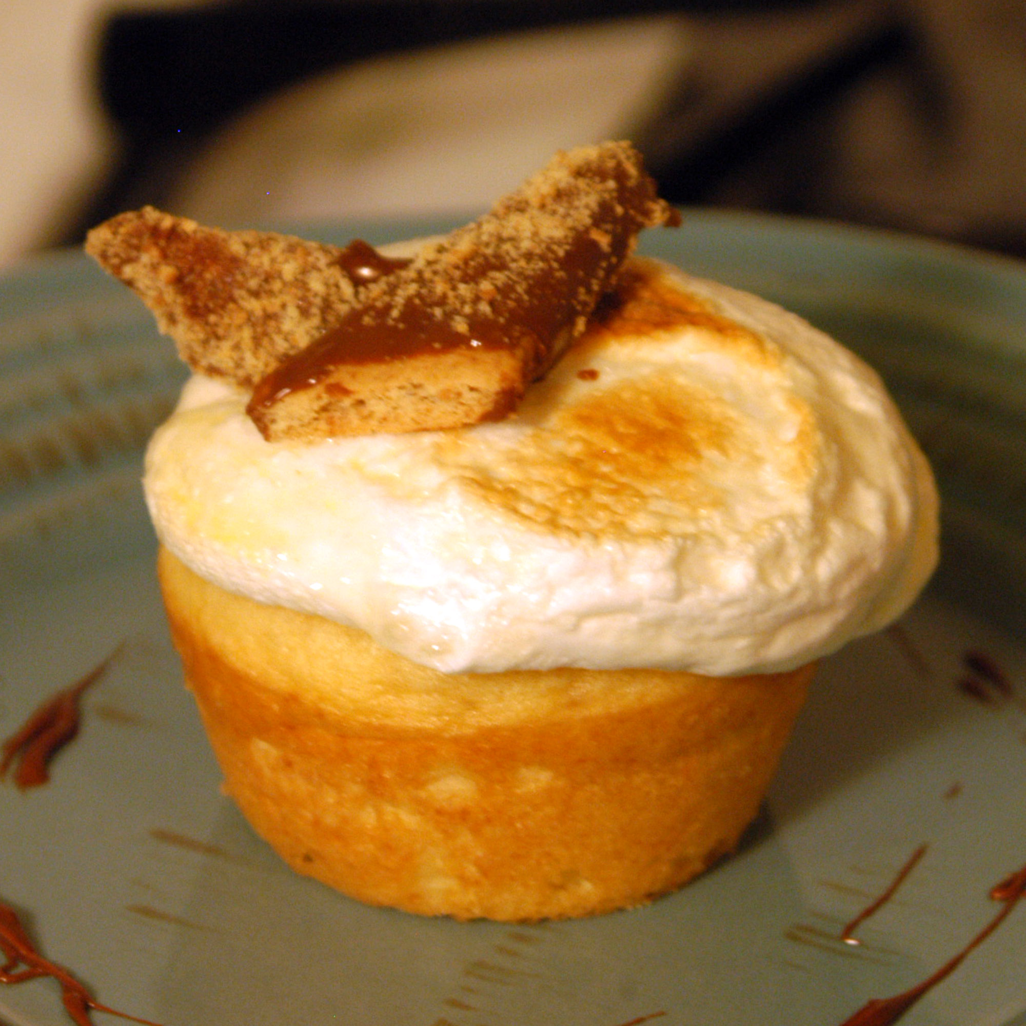 Picture of Smore-Cakes Recipe - Best Cupcakes Ever!
