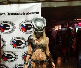 Female Predator Cosplay (Machiko Noguchi / Caryn Delacroix)