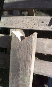 Making the Braces and Shaping the Posts