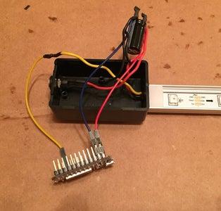 Wiring the CPU