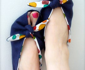 The Elle Tie-On Slippers