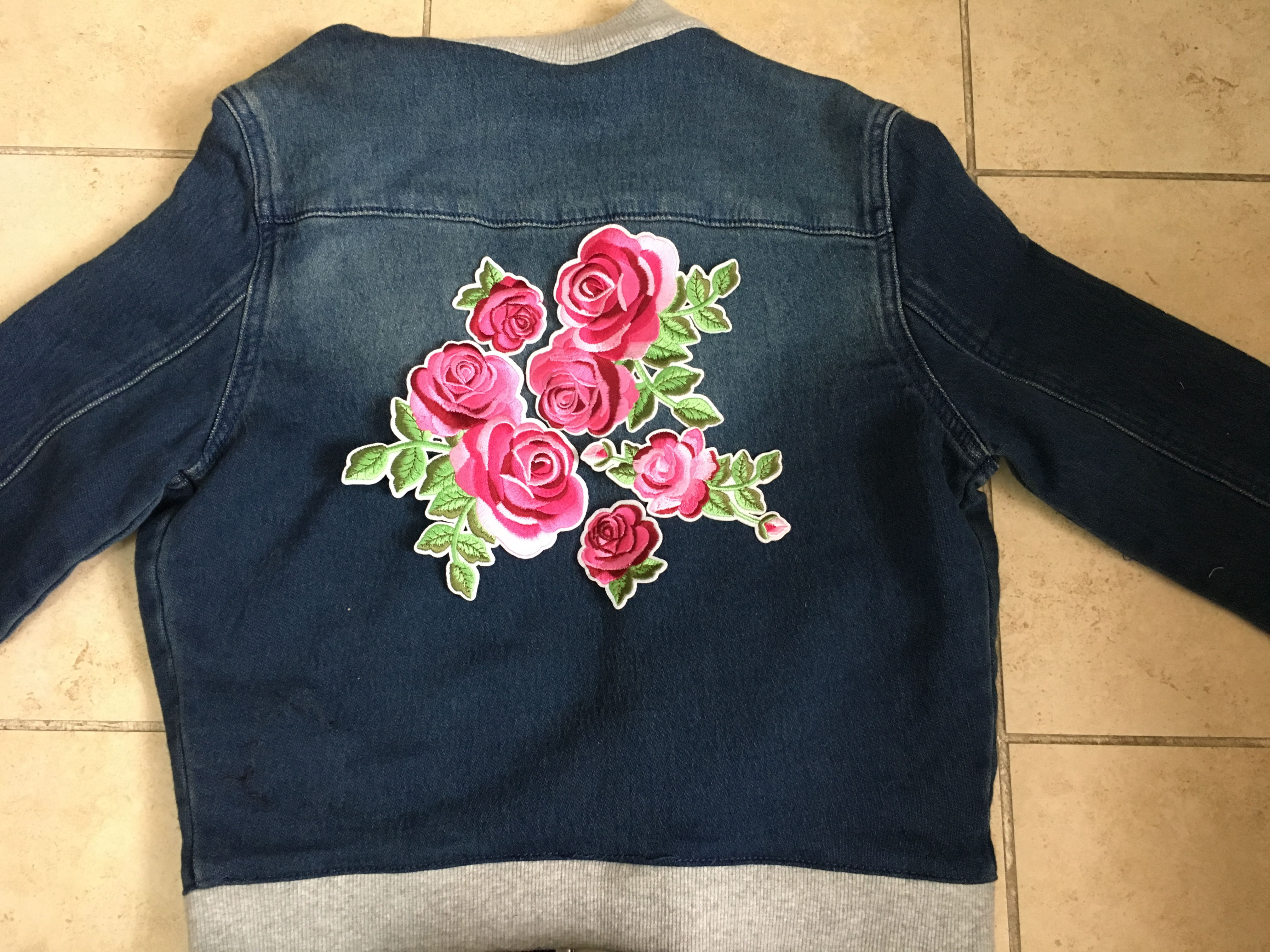 Picture of Flower Jacket