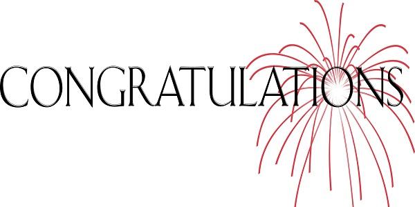 Picture of Congratulations!