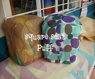 Square Seat (Puff) - Puff Cuadrado