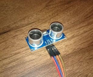 Non-blocking Ultrasonic Sensor for Arduino