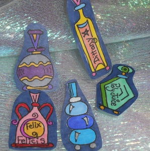 POTIONS PAGE: