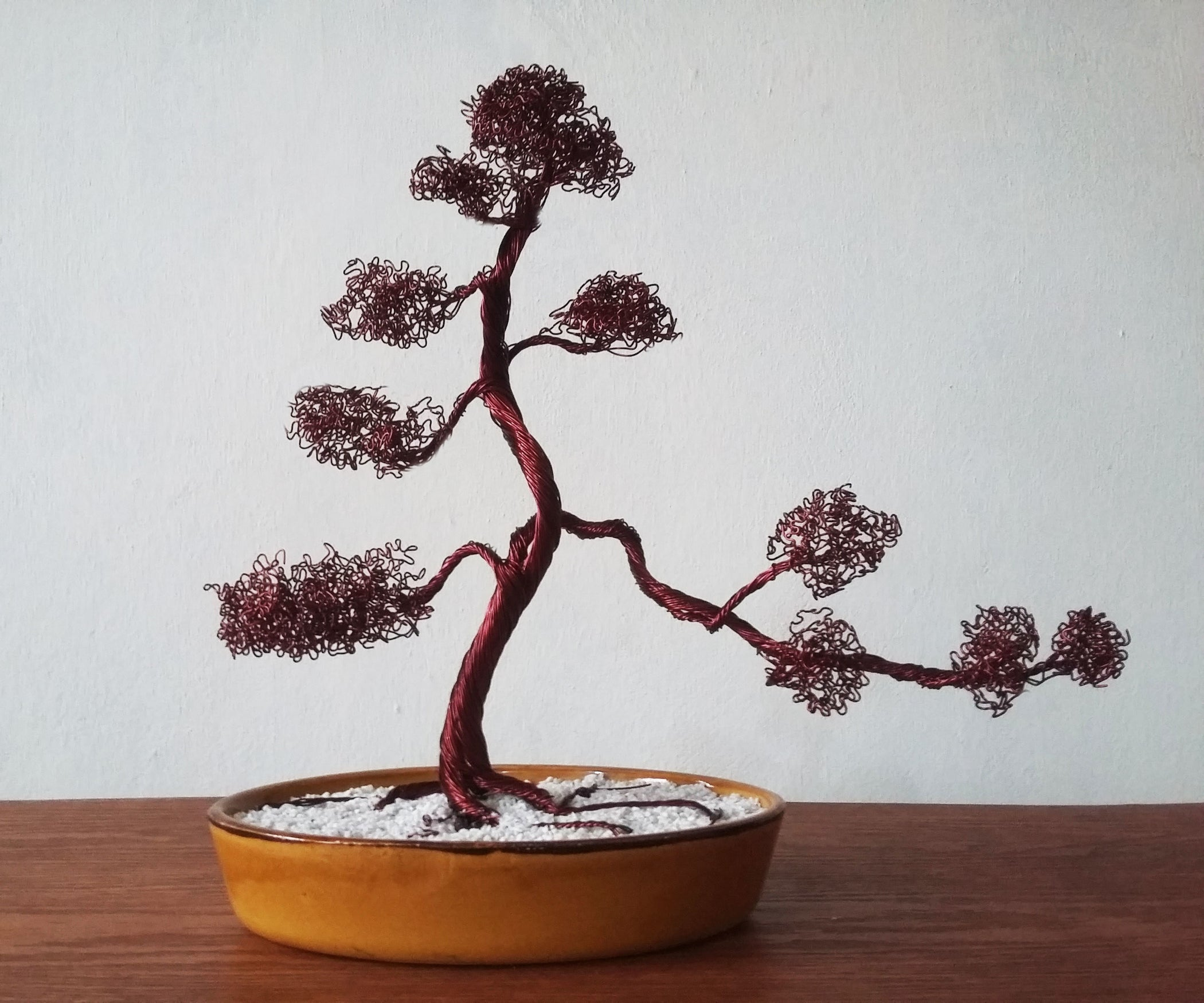 Wire Bonsai Tree 5 Steps With Pictures