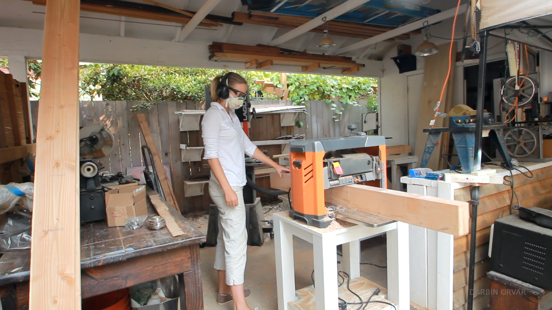 Picture of Planing & Resawing