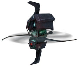 RC Viscerator (AKA Manhack)