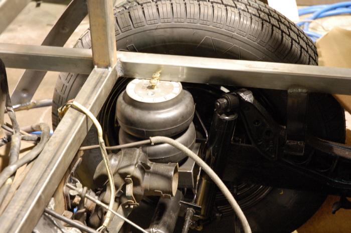 Picture of Air Suspension