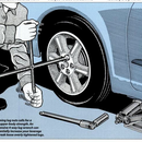 How to Change a Tire