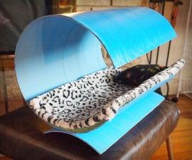 DIY Quick & Easy Modern Cat House