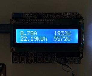 Simple Arduino Home Energy Meter