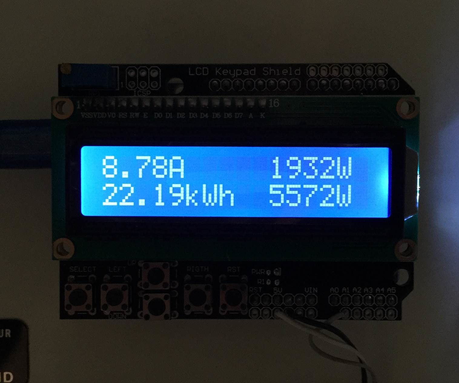 Simple Arduino Home Energy Meter 5 Steps With Pictures Electronic Utility Project