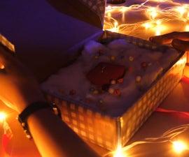 Musical Gift Box Using Arduino Nano and Smartphone