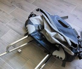 Motorcycle Luggage Rack