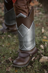 Leg Armor and Boots