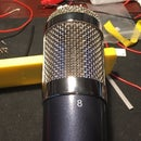 Ribbon Microphone Upgrade for MXL R144