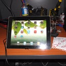 iPad, Tablet, (Universal Stand)