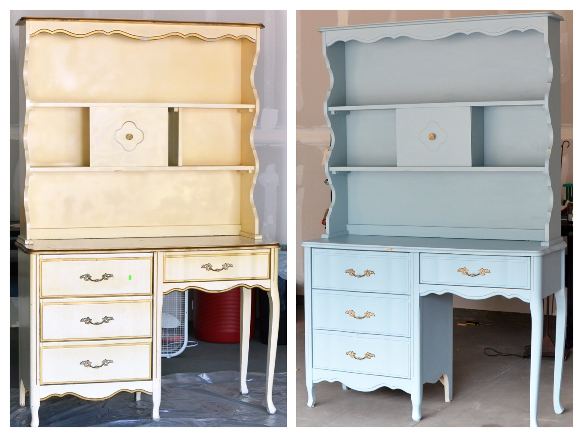 Picture of Chalk Paint Furniture Transformation