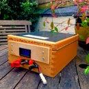 Recycle Laptop Batteries - 12V Power Wall/Box! 回收筆電電池 - 12V電源牆/盒!