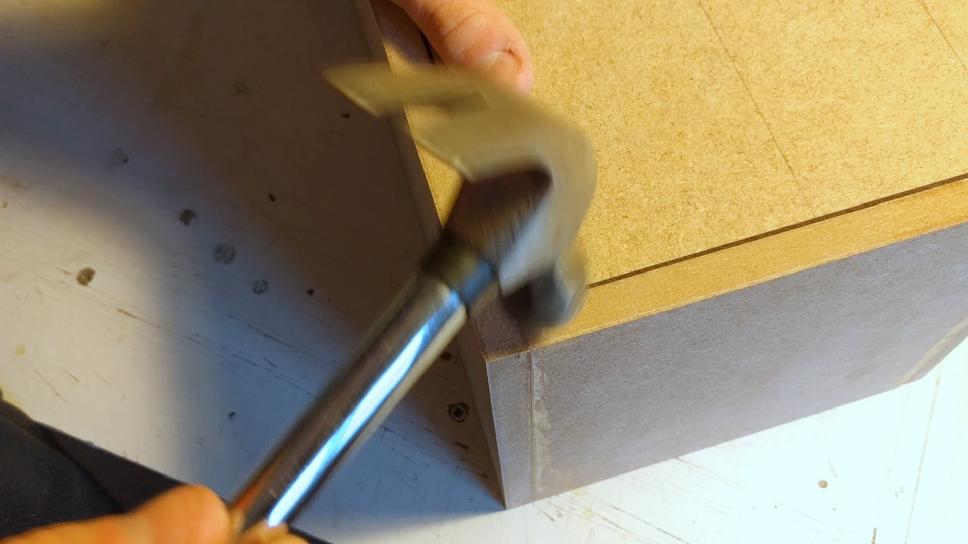Picture of Making Sure the Edges Are Straight