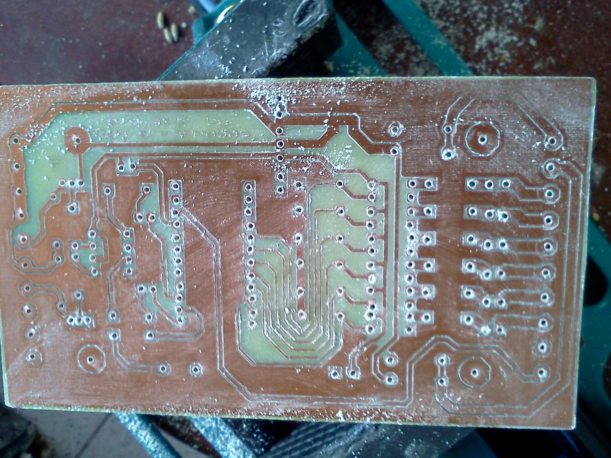Picture of The Arduino Main Board