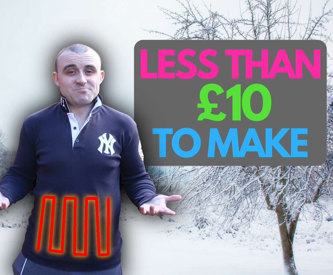 Picture of Make Your Own Heated Shirt Powered by USB for Less Than £10