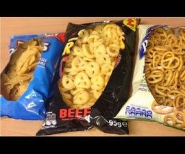 Chip or Crisp Bag Bowl