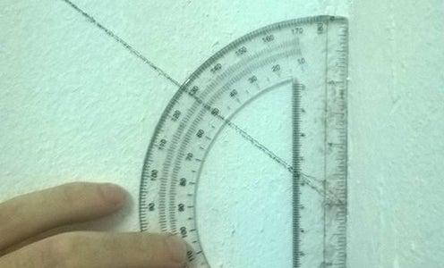 Measure and Draw Angle.
