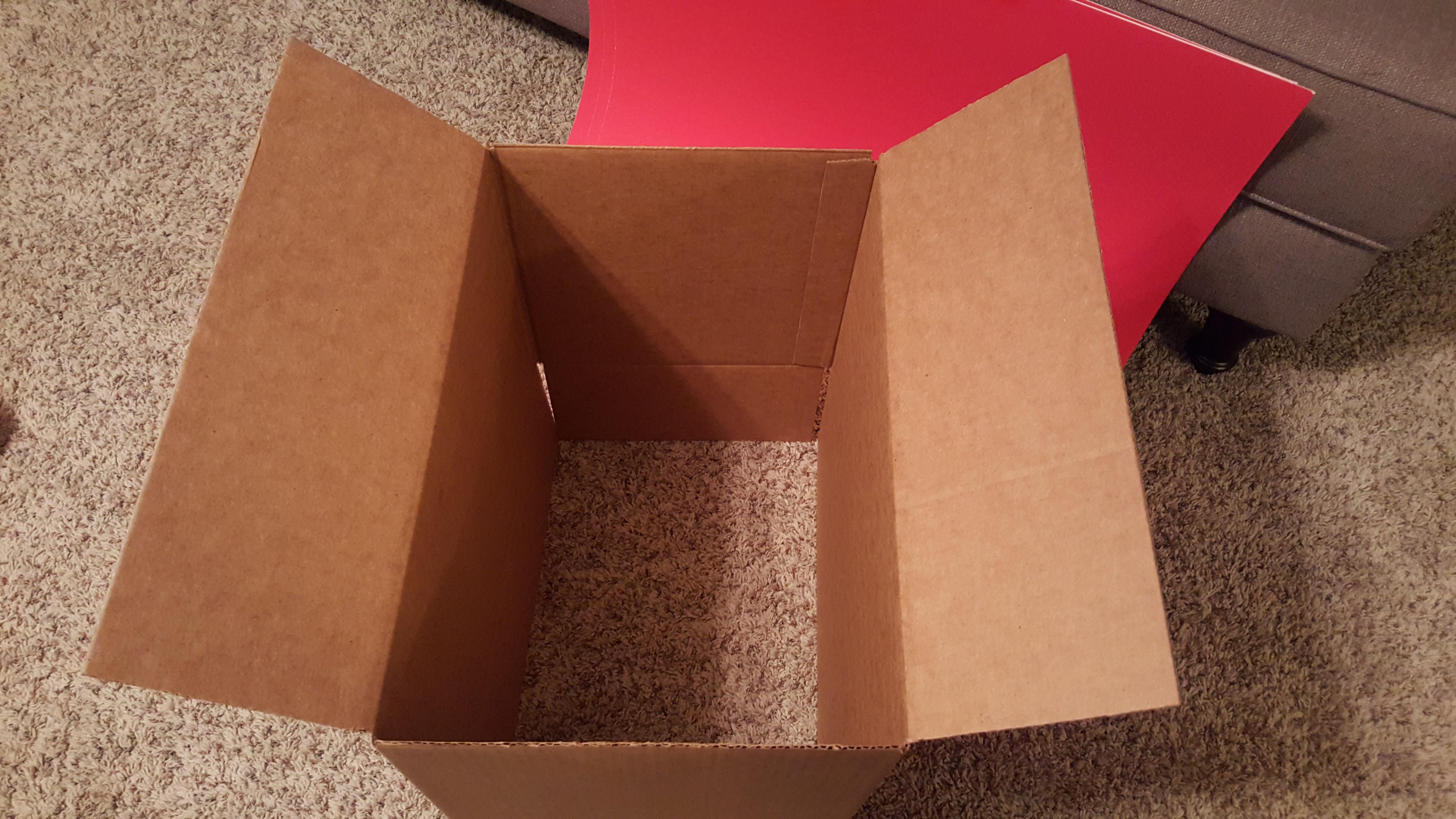 Picture of Prepare the Box