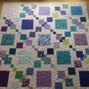 Cozy Quilt Disappearing Nine Patch