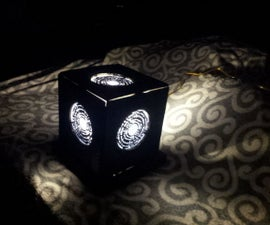 How to Make the Pandorica Lamp (from Doctor Who)