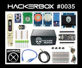 HackerBox 0035: ElectroChemistry