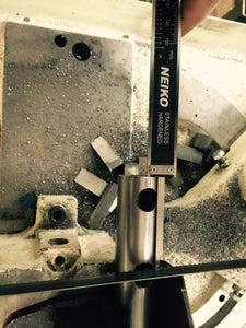 Preparing the Steel Tube