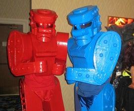 Rock'em Sock'em Robot Costumes