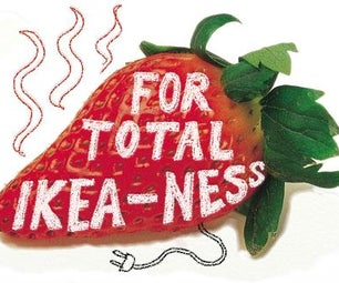 IKEA Hack-a-Tindra (for Total IKEA Submergence)