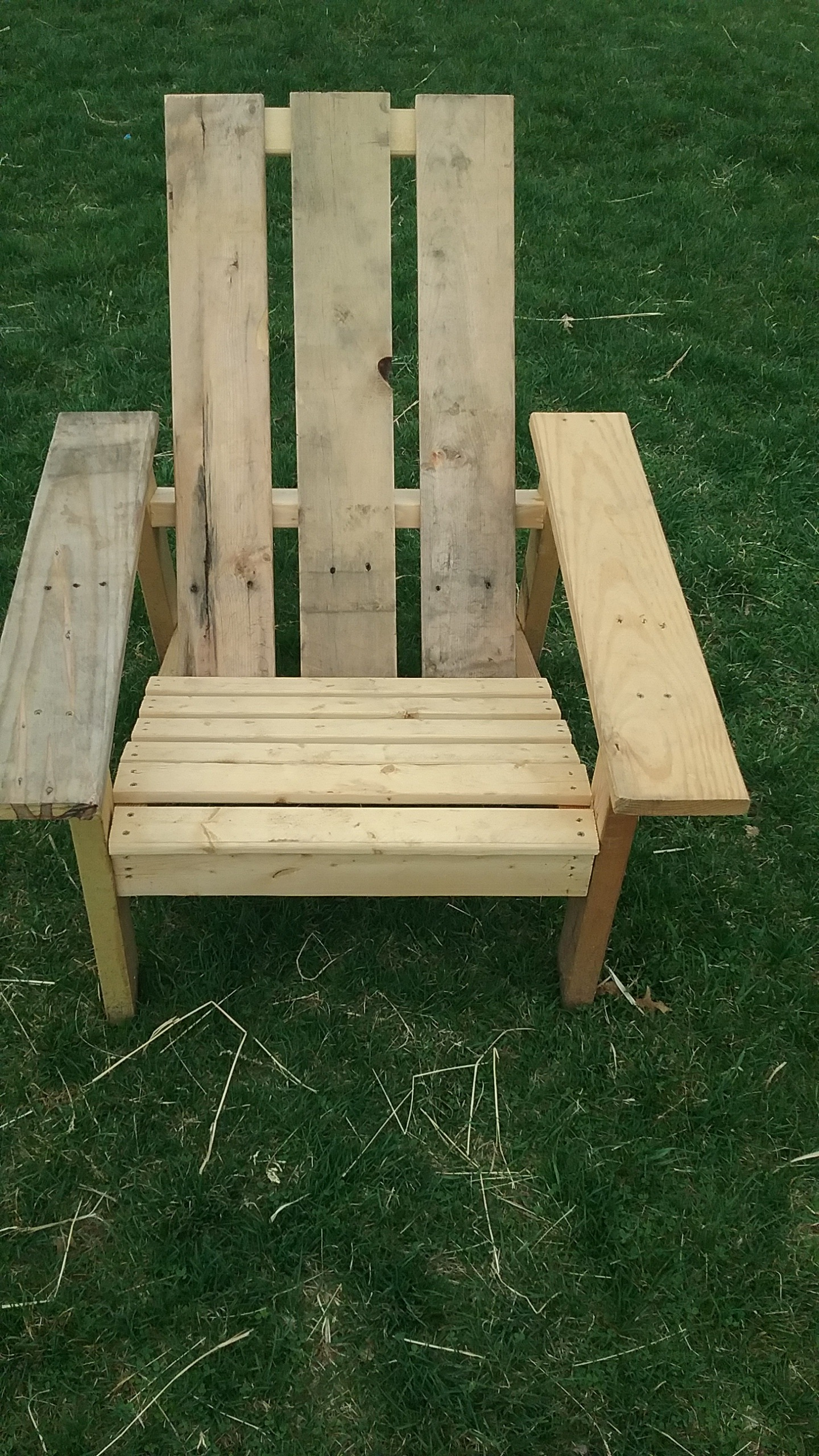 Picture of 2x4 Adirondacks Lawn Chair