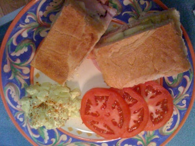 Awesome & Quick Pressed Cuban Sandwich