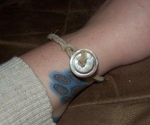 Fishtail Braided Bracelet