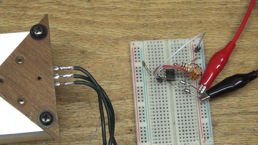 555 Circuit Diagram and Prototyping / Troubleshooting