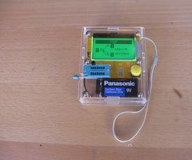 Assembling the LCR-T4 Mega328 Tester Kit