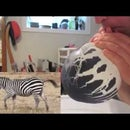 How The Balloon Got Its Stripes.