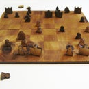 Fablab chess